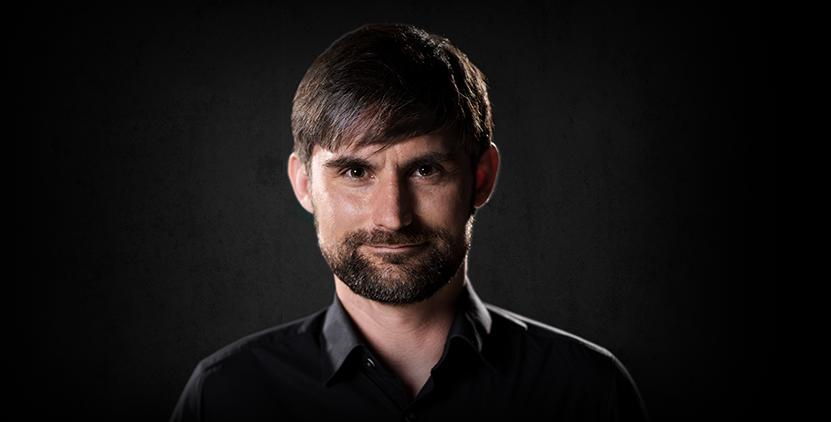 Portrait Christoph Dunkel